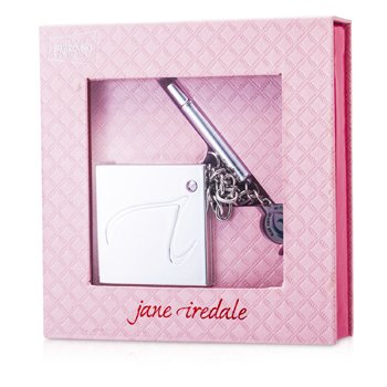 Jane Iredale Bright Future Eye Shadow Compact (5xMini Eye Shadow  1x Travel Size Eye Shadow Brush) 1.5g/0.05oz