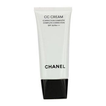 ChanelCrema CC Correcci�n Completa SPF 30 / PA+++ # 20 Beige 30ml/1oz