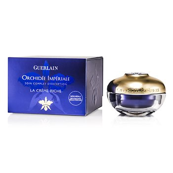 GuerlainOrchidee Imperiale Exceptional Complete Care The Rich Cream (New Gold Orchid Technology) 50ml/1.6oz