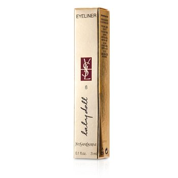 Yves Saint Laurent Eyeliner Baby Doll – # 6 Chocolate Reflections 3ml/0.1oz
