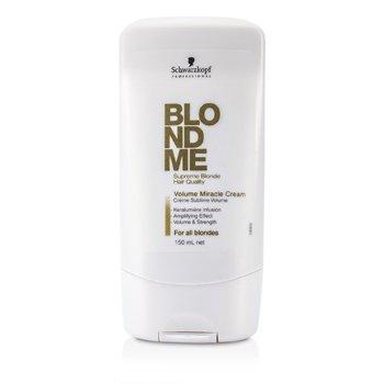 SchwarzkopfBlondme Volume Miracle Cream (For All Blondes) 150ml/5oz