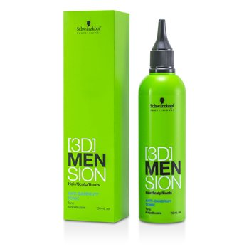 Schwarzkopf[3D] Mension Anti-Dandruff Tonic 150ml/5oz