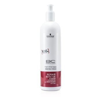 SchwarzkopfBC Repair Rescue Shampoo (For Damaged Hair) 500ml/16.9oz