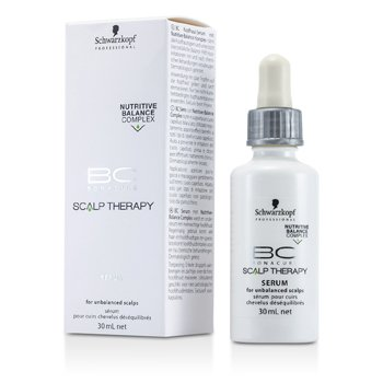 SchwarzkopfBC Scalp Therapy Serum (For Unbalanced Scalps) 30ml/1oz