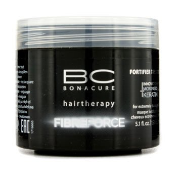 SchwarzkopfBC Fibre Force Fortifier Treatment (For Extremely Damaged Hair) 150ml/5.1oz