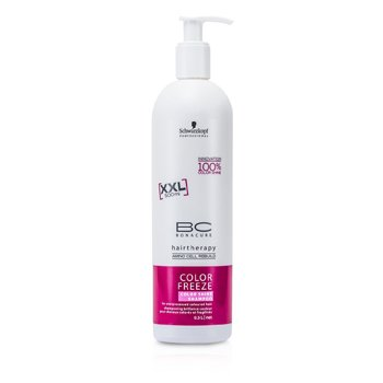 SchwarzkopfBC Color Freeze Color Shine Shampoo (For Overprocessed Coloured Hair) 500ml/16.9oz