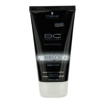Schwarzkopf BC Fibre Force Conditioner (For Extremely Damaged Hair)  150ml/5oz
