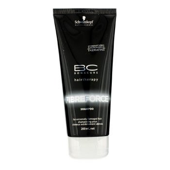 Bonacure Fibre ForceBC Fibre Force Shampoo (For Extremely Damaged Hair) 200ml/6.7oz