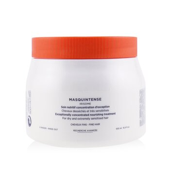 KerastaseNutritive Masquintense Exceptionally Concentrated Nourishing Treatment (For Dry & Sensitive Fine Hair) 500ml/16.9oz