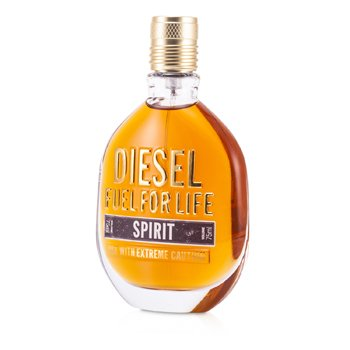 DieselFuel For Life Spirit Eau De Toilette Spray 75ml/2.5oz