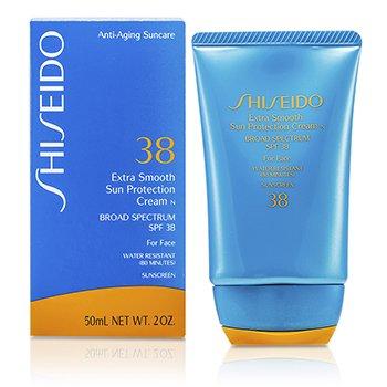 ShiseidoExtra Smooth Crema N Protecci�n Solar SPF 38 50ml/2oz