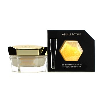 GuerlainAbeille Royale Youth Treatment: Activating Cream 32ml & Royal Jelly Concentrate 8ml 40ml/1.3oz