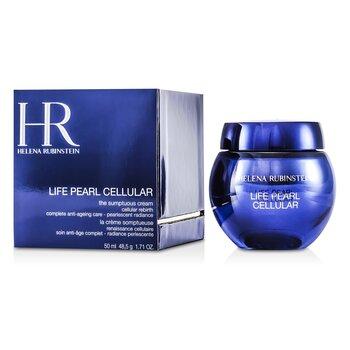 Helena Rubinstein Life Pearl Cellular Runsas Cream (valmistettu Japanissa)  50ml/1.71oz