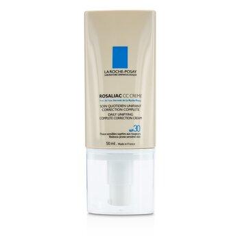 La Roche PosayRosaliac CC Cream SPF 30 - Daily Unifying Complete Correction Cream 50ml/1.69oz