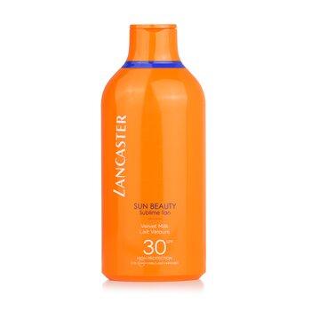 Lancaster Mleczko do opalania Sun Beauty Velvet Tanning Milk SPF 30 377788  400ml/13.5oz