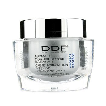 Cuidado D�aAdvanced Moisture Defense Crema UV SPF 15 (Sin Caja) 48g/1.7oz