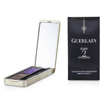Guerlain Ecrin 2 Couleurs Colour Fusion Eyeshadows – # 09 Two Vip 2x2g/0.07oz
