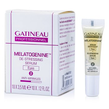 Gatineau Melatogenine De-Stressing Eye Serum (Salon Size)  10x3.5ml/0.12oz
