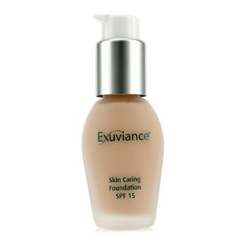 Exuviance Skin Caring Foundation SPF 15 - # Ivory 30ml/1oz