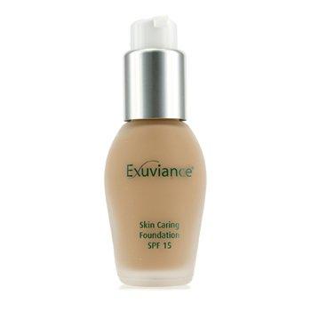 Exuviance Skin Caring Foundation SPF 15 - # Blush Beige 30ml/1oz