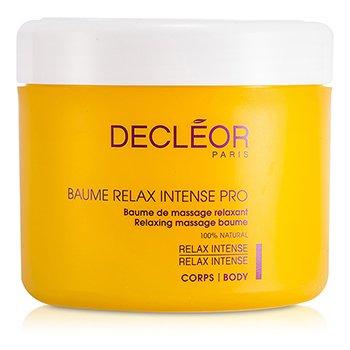 DecleorRelax Intense Relaxing Massage Balm  500ml 16.9oz