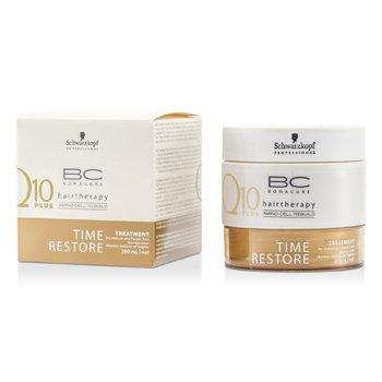 SchwarzkopfBC Time Restore Q10 Plus hoito (aikuisille ja hauraille hiuksille) 200ml/6.7oz