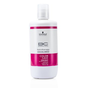 SchwarzkopfBC Color Save Tratamiento (Para Cabello Te�ido - Tratado) 750ml/25oz