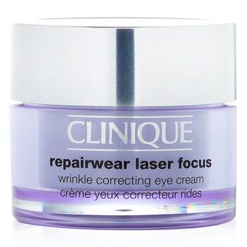 CliniqueRepairwear Laser Focus Wrinkle Correcting Eye Cream - Krim Mata 30ml/1oz
