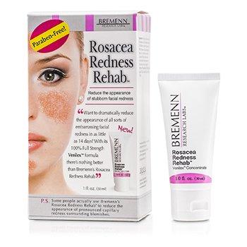 Bremenn Research Labs Clinical Strength Rosacea Redness Rehab 30ml/1oz