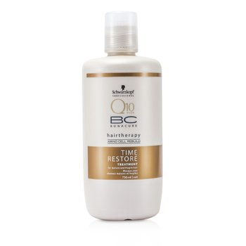 Schwarzkopf BC Time Restore Q10 Plus Treatment (For Mature and Fragile Hair)  750ml/25oz