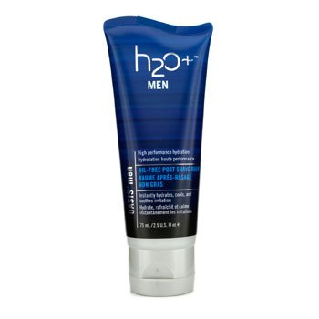 H2O+Oasis Men B�lsamo Post Afeitado Sin Aceite 75ml/2.5oz