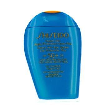 ShiseidoExpert Sun Aging Loci�n Protectora Para Rostros & Cuerpo SPF 50 100ml/3.4oz