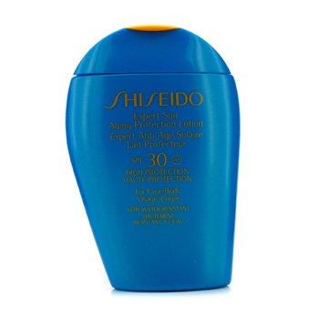 ShiseidoExpert Sun Loci�n Protecci�n de Envejecimiento Para Rostro & Cuerpo SPF 30 100ml/3.4oz