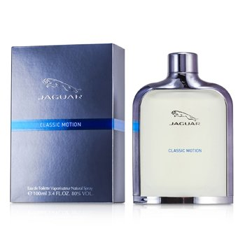 JaguarClassic Motion Eau De Toilette Spray 100ml/3.4oz