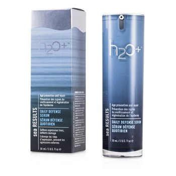 H2O+Sea Results Daily Defense Serum 30ml/1oz