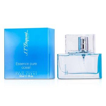 S. T. Dupont Essence Pure Ocean Eau De Toilette Spray  30ml/1oz