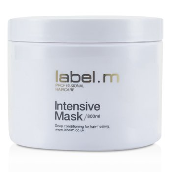 Label.M Intensive Mask (Deep Conditioning For Hair-Healing) 800ml/27.1oz