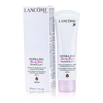 LancomeHydrazen Beauty Balm Neurocalm Crema con Tinte Anti Estr�s Calmante Multi Beneficios SPF 15 - # 4 Bronze 50ml/1.7oz