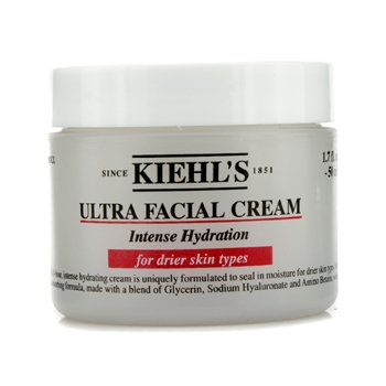 Kiehl's Ultra Facial Cream Hidrataci�n Intensa (Para Tipos de Piel M�s Secos)  50ml/1.7oz