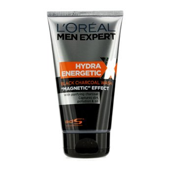 L'OrealL'Oreal Men Expert Hydra Energetic Black Charcoal Wash 150ml/5oz