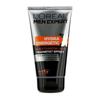 L'Oreal L'Oreal Men Expert Hydra Energetic Black Charcoal Wash  150ml/5oz