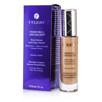 By Terry Terrybly Densiliss Wrinkle Control Serum Foundation - # 7 Golden Beige  30ml/1oz