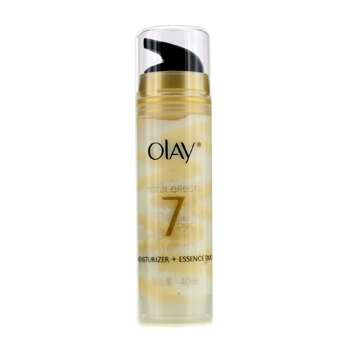 OlayTotal Effects 7 in 1 Moisturizer + Essence Duo 40ml/1.33oz