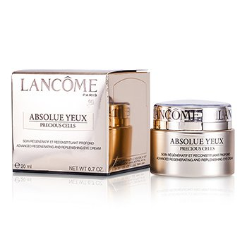Lancome Absolue Yeux Precious Cells Advanced Regenerating And Replenishing Eye Cream (Made In Japan) 20ml/0.7oz