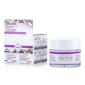 LaveraFaces Crema de Noche Reafirmante de Aceite de Karanja & T� Blanco Org�nico 30ml/1oz