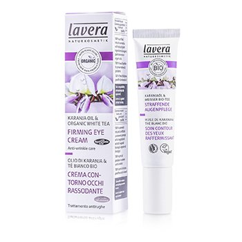 LaveraFaces Firming Eye Cream Karanja Oil & Organic White Tea 15ml/0.5oz