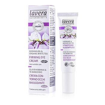 LaveraFaces Crema de Ojos Reafirmante Aceite de Karanja & T� Blanco Org�nico 15ml/0.5oz