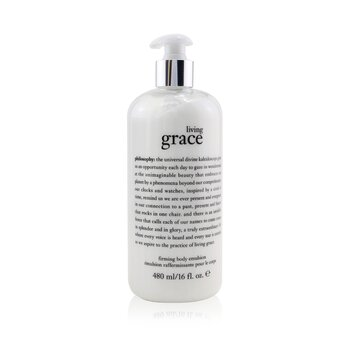 PhilosophyLiving Grace Emulsi�n Corporal Reafirmante 480ml/16oz
