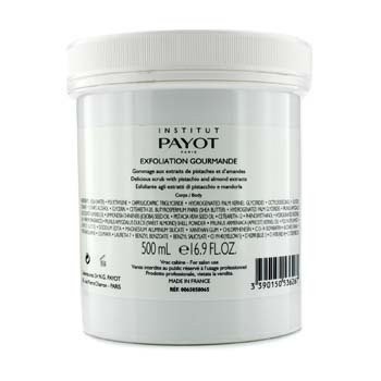 PayotExfoliation Gourmande Body Delicious Scrub With Pistachio & Almond Extracts (Salon Product) 500ml/16.7oz