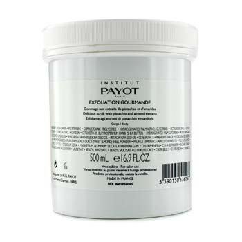 PayotExfoliation Gourmande Exfoliante Corporal Delicioso Con Extractos de Pistacho y Almendra (Producto Sal�n) 500ml/16.7oz